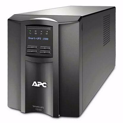 Fotografija izdelka APC Smart-UPS SMT1500IC Line-Interactive 1500VA 1000W LCD brezprekinitveno napajanje