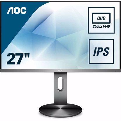 Fotografija izdelka AOC Q2790Pqu 27'' IPS monitor
