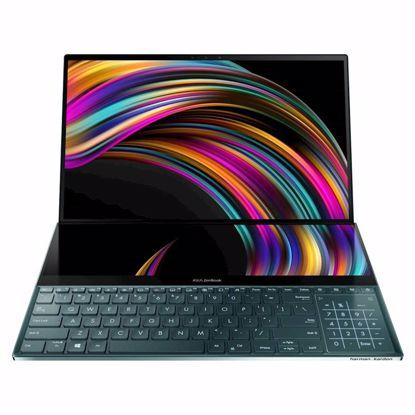 Fotografija izdelka Asus ZenBook Pro Duo UX581GV-H2001R i9-9980HK/32GB/SSD 1TB/15,6''OLED 4K UHD Touch/RTX 2060/W10Pro