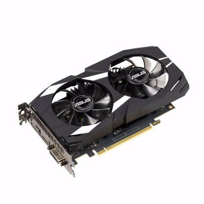 Fotografija izdelka ASUS Dual series GeForce GTX1650 OC 4GB GDDR5