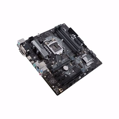 Fotografija izdelka ASUS MB PRIME H370M-PLUS, LGA 1151, DDR4, mATX