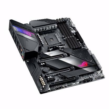 Fotografija izdelka ASUS MB CROSSHAIR VIII HERO,ROG,AMD AM4,DDR4,ATX