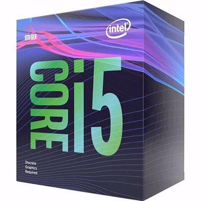 Fotografija izdelka INTEL Core i5-9500F 3,00/4,40GHz 9MB LGA1151 BOX procesor
