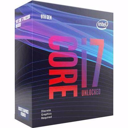 Fotografija izdelka INTEL Core i7-9700KF 3,60/4,90GHz 12MB LGA1151 BOX procesor