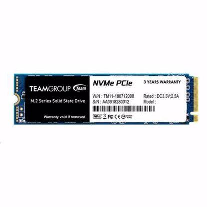Fotografija izdelka TEAMGROUP MP33 256GB M.2 PCIe NVMe (TM8FP6256G0C101) SSD
