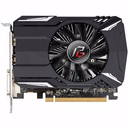 Fotografija izdelka ASROCK Phantom Gaming Radeon RX560 4G (14 CU) (90-GA0600-00UANF) grafična kartica
