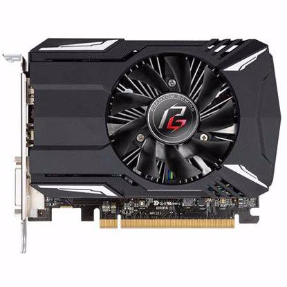 Fotografija izdelka ASROCK Phantom Gaming Radeon RX550 2G (90-GA0500-00UANF) grafična kartica