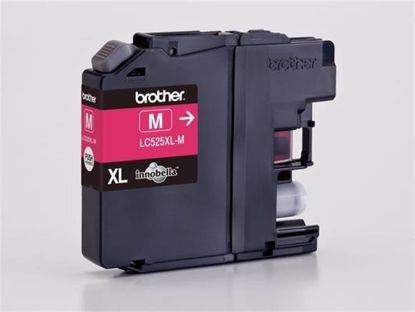 Fotografija izdelka Brother Kartuša LC525XLM, magenta, 1.300 strani DCPJ100/DCPJ105/MFCJ200