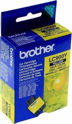 Fotografija izdelka Brother Kartuša LC900Y, yellow, 400 strani NI VEČ DOBAVLJIVO!