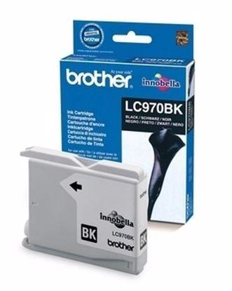 Fotografija izdelka Brother Kartuša LC970BK, črna, 350 strani DCP135/150/235 MFC235/260