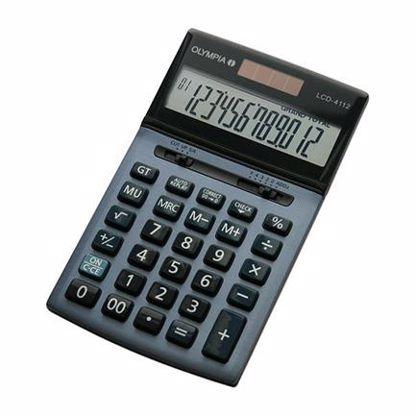 Fotografija izdelka Olympia Kalkulator LCD-4112