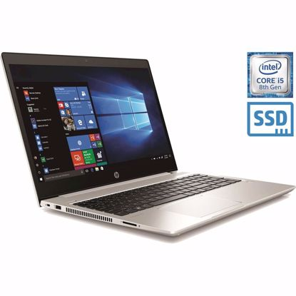 Fotografija izdelka Prenosnik HP ProBook 450 G6 i5-8265U/8GB/SSD 256GB/15,6''FHD IPS/BL KEY/W10Pro