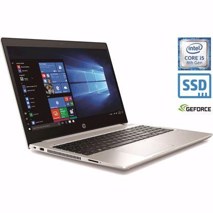 Fotografija izdelka Prenosnik HP ProBook 450 G6 i5-8265U/8GB/SSD 256GB/15,6'''FHD IPS/MX130 2GB/W10Pro