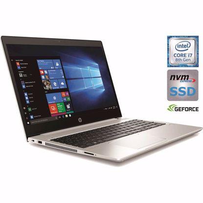 Fotografija izdelka Prenosnik HP ProBook 450 G6 i7-8565U/8GB/SSD 256GB/15,6''FHD IPS/IR/W10Pro