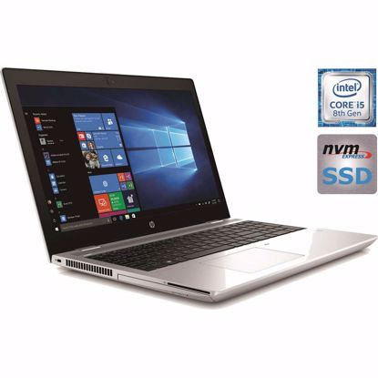 Fotografija izdelka Prenosnik HP ProBook 650 G5 i5-8265U/8GB/SSD 256GB/15,6''FHD IPS/BL KEY/Serial/W10Pro