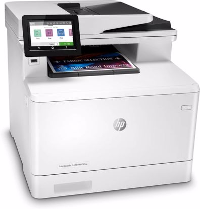 Fotografija izdelka Večfunkcijska barvna Laserska naprava HP Color LaserJet Pro MFP M479fnw