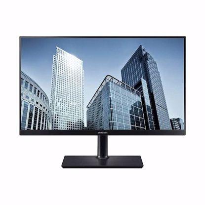 """Fotografija izdelka Monitor Samsung B2B S24H850QFU, 24"""", PLS, 16:9, 2560x1440, HDMI, DP, USB-Hub"""