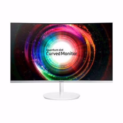 "Fotografija izdelka Monitor Samsung C32H711Q, 31,5"", VA, CURVED, 16:9, 2560x1440, HDMI, mDP"