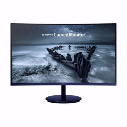 """Fotografija izdelka Monitor Samsung C27H580, 27"""", VA, CURVED, 16:9, 1920x1080, HDMI, DP"""