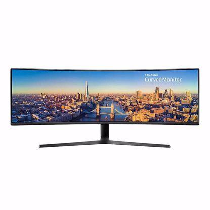 """Fotografija izdelka Monitor Samsung C49J890, 48,9"""", VA, CURVED, GAMING, 32:9, 3840x1080, HDMI, DP"""