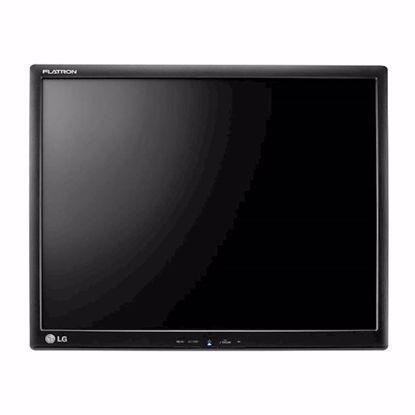 "Fotografija izdelka Monitor LG 17MB15T Touchscreen, 17"", IPS, 5:4, 1280x1024, VGA, USB, VESA"