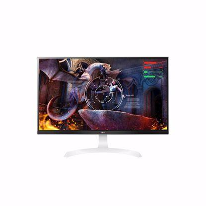 "Fotografija izdelka Monitor LG 27UD69P-W, 27"", IPS, GAMING, 16:9, 3840x2160, HDMI, DP, VESA"