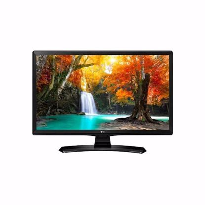 "Fotografija izdelka Monitor TV LG 24MT49VF-PZ, 23,6"", VA, 16:9, 1366x768, HDMI, USB, TV-tuner"