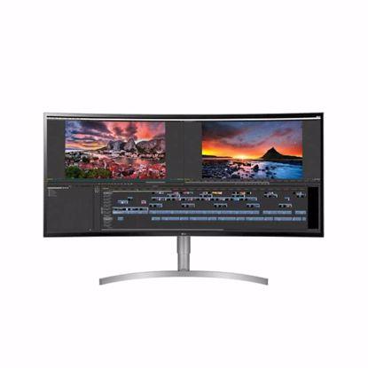 """Fotografija izdelka Monitor LG 38WK95C-W, 38"""",IPS,CURVED,21:9,3840x1600,2x HDMI,DP,USB-C"""