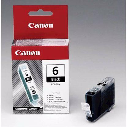 Fotografija izdelka ČRNILO CANON BCI-6 ČRNO ZA 280 STRANI ZA S800 / S9000 / S820 / S900 / S830D / i9100 / i950 / i965