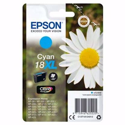 Fotografija izdelka ČRNILO EPSON CYAN 18XL XP30/102/202/205/302/305/402/405