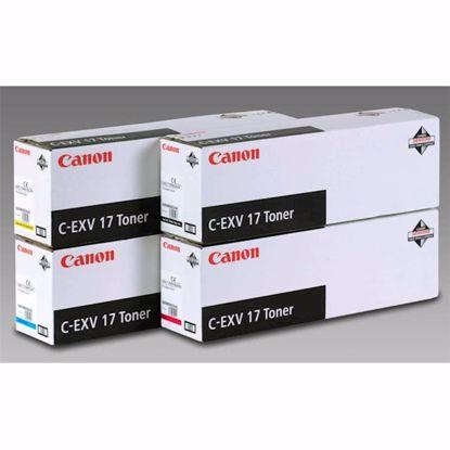 Fotografija izdelka TONER CANON CEXV17B (0262B002AA)