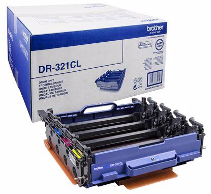 Fotografija izdelka Brother Boben DR321CL, 25.000 strani HL-L8250/8350 DCP-L8400/50 MFC-L8650/850