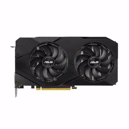 Fotografija izdelka ASUS Dual GeForce GTX 1660 Ti OC 6GB GDDR6 EVO (DUAL-GTX1660TI-O6G-EVO) gaming grafična kartica