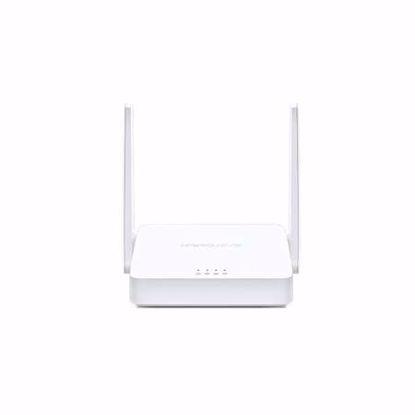 Fotografija izdelka MERCUSYS N 300Mbps 3-port (MW301R) brezžični usmerjevalnik-router