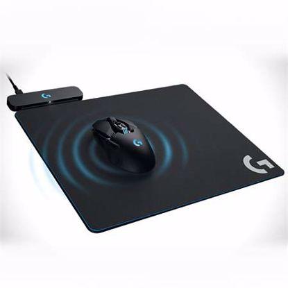 Fotografija izdelka LOGITECH POWERPLAY brezžično polnjenje gaming podloga za miško