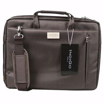 Fotografija izdelka INDIGO Saint Tropez 15,6'' rjava torba za prenosnik