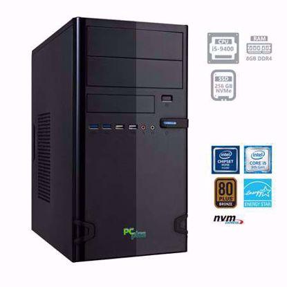 Fotografija izdelka PCPLUS e-office i5-9400 8GB 256GB NVMe SSD W10PRO