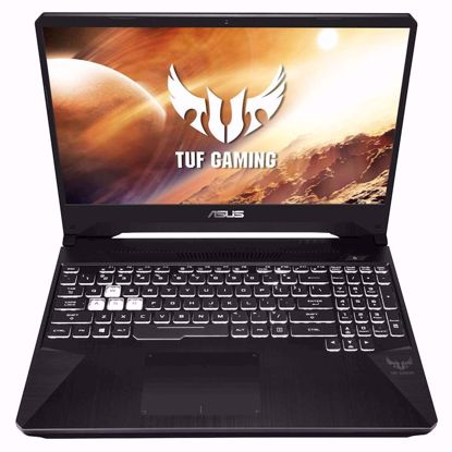 Fotografija izdelka ASUS TUF Gaming FX505DV-AL014-W10P Ryzen7/16GB/SSD 512GB NVMe/15,6''FHD IPS 120Hz/RTX2060/W10PRO