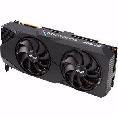 Fotografija izdelka ASUS Dual GeForce RTX 2070 SUPER EVO 8GB GDDR6 (DUAL-RTX2070S-8G-EVO) gaming grafična kartica