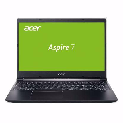"Fotografija izdelka Acer A715-74G-72L9 15.6"" FHD|i7-9750H|16GB|512GB SSD|GTX-1650 4GB|DOS"