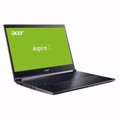 """Fotografija izdelka Acer A715-74G-53F2-W10 15.6"""" FHD i5-9300H 8GB 512GBSSD GTX-1650 4GB W10"""