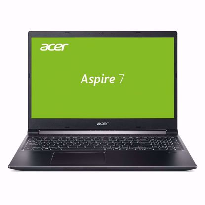 """Fotografija izdelka Acer A715-74G-72L9-W10 15.6"""" FHD i7-9750H 16GB 512GB SSD GTX-1650 4GB W10"""