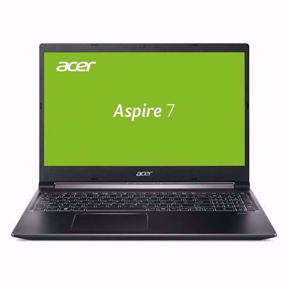 """Fotografija izdelka Acer A715-74G-72L9-W10P 15.6"""" FHD i7-9750H 16GB 512GB SSD GTX-1650 4GB W10PRO"""