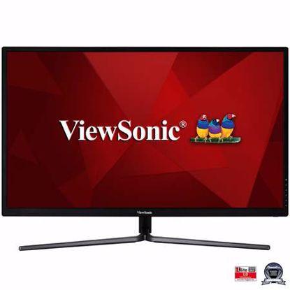 """Fotografija izdelka VIEWSONIC VX3211-2K-mhd 81,28cm (32"""") IPS WQHD zvočniki črn monitor"""