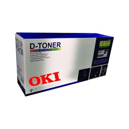 Fotografija izdelka Toner Oki  C3300 / C3400 / C3600 43459331 43459435 Moder Kompatibilni