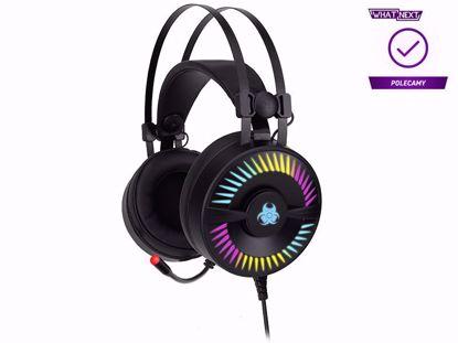 Fotografija izdelka Slušalke Gaming TRACER GAMEZONE Madman RGB
