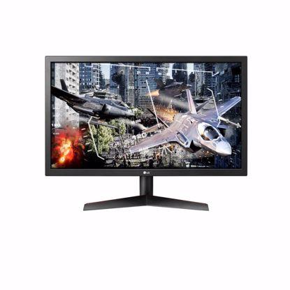 "Fotografija izdelka Monitor LG 24GL600F-B, 23,6"", TN, 16:9, 1920x1080, 2xHDMI, DP, VESA"