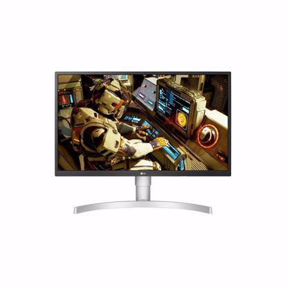 Fotografija izdelka Monitor LG 27UL550-W, 27'',16:9, IPS, 3840x2160, 2xHDMI, DP,VESA