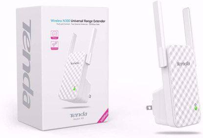 Fotografija izdelka Ojačevalec Wifi signala TENDA A9 Extender