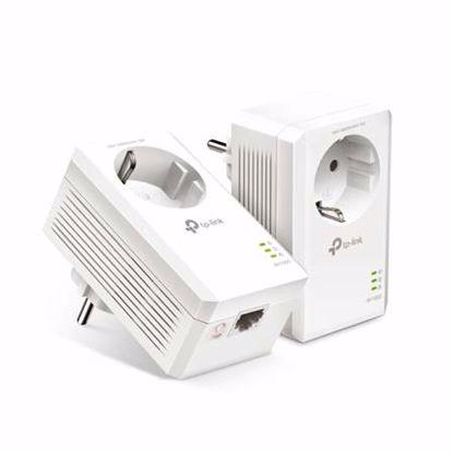 Fotografija izdelka TP-LINK TL-PA7017P KIT AV1000 powerline starter kit adapter